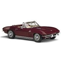 CORVETTE C2 CAR COVER 1963-1967