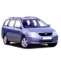 TOYOTA COROLLA ESTATE CAR COVER 1998-2008