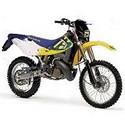 HUSQVARNA WR250 MOTORBIKE COVER