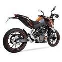 KTM 125 DUKE MOTORBIKE COVER