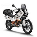 KTM 990 ADVENTURE MOTORBIKE COVERS