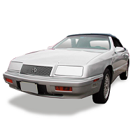 CHRYSLER LEBARON CAR COVER 1987-1995