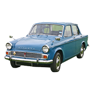 HILLMAN MINX CAR COVER 1958-1967