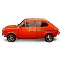 SEAT 127 CAR COVER 1972-1984