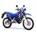 SUZUKI TS125 MOTORBIKE COVER