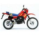 SUZUKI TS250X MOTORBIKE COVER