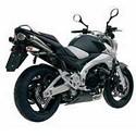 SUZUKI GSR600 MOTORBIKE COVER
