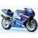 SUZUKI GSXR1000 MOTORBIKE COVER