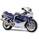 SUZUKI GSXR750 MOTORBIKE COVER