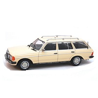 MERCEDES 200 SERIES ESTATE COVER 1976-1986 W123
