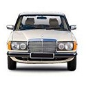 MERCEDES 200 SERIES SALOON CAR COVER 1976-1986 W123