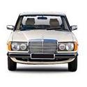 MERCEDES 200 SERIES SALOON CAR COVER 1976-1986 W123