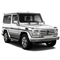 MERCEDES G WAGON SWB CAR COVER 1990 ONWARDS W463
