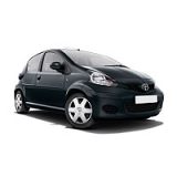 TOYOTA AYGO CAR COVER 2005-2013