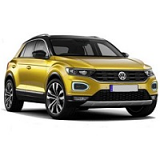 VW T-ROC CAR COVER 2017 ONWARDS