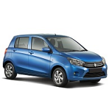 SUZUKI CELERIO COVER 2014 ONWARDS