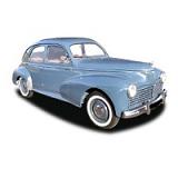 PEUGEOT 203 CAR COVER 1948-1960