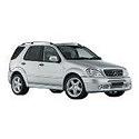 MERCEDES ML CAR COVER 1998-2005 W163