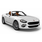 FIAT 124 SPIDER CAR COVER 2016 ONWARDS