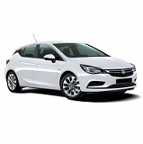 VAUXHALL ASTRA CAR COVER 2015 ONWARDS