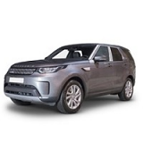 LAND ROVER DISCOVERY CAR COVER 2017 ONWARDS