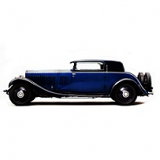 ROLLS ROYCE PHANTOM 2 CAR COVER 1929-1936