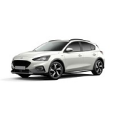 FORD FOCUS ACTIVE CROSSOVER CAR COVER 2018 ONWARDS