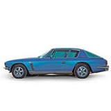 JENSEN INTERCEPTOR CAR COVER 1966-1976