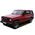 NISSAN PATROL LWB CAR COVER 1980 ONWARDS