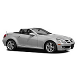MERCEDES SLK CAR COVER 2004-2010