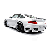 PORSCHE 997 TURBO AERO TWIN SPOILER CAR COVER 2005-2012