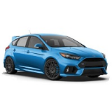 FORD FOCUS RS CAR COVER 2015 ONWARDS