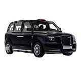 LONDON LEVC TX ELECTRIC BLACK TAXI CAR COVER