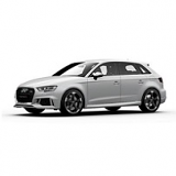 AUDI RS3 SPORTBACK CAR COVER 2015 ONWARDS