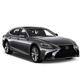LEXUS LS CAR COVER 2018 ONWARDS