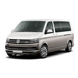 VW TRANSPORTER T6 LWB CAR COVER 2015 ONWARDS