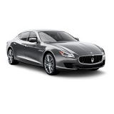 MASERATI QUATTROPORTE CAR COVER 2012 ONWARDS