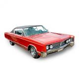 CHRYSLER NEWPORT CAR COVER 1964-1968
