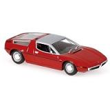 MASERATI BORA CAR COVER 1971-1978