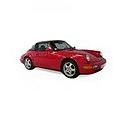 PORSCHE 964 CAR COVER 1989-1993 (No rear spoiler)