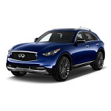 INFINITI QX70 CAR COVER 2013 ONWARDS