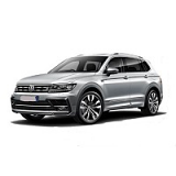 VW TIGUAN ALLSPACE CAR COVER 2017 ONWARDS