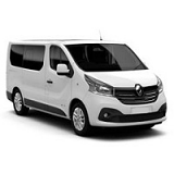 RENAULT TRAFIC VAN CAR COVER 2014-2019