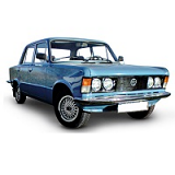 FSO 125P SALOON CAR COVER 1967-1991