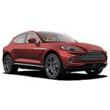 ASTON MARTIN DBX CAR COVER 2020 ONWARDS SEMI TAILORED