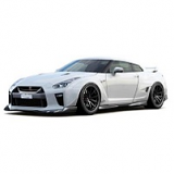 NISSAN GT-R CAR COVER 2017 ONWARDS