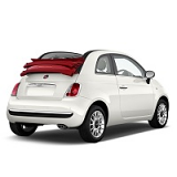 FIAT 500C CAR COVER 2009 ONWARDS