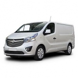 VAUXHALL VIVARO VAN CAR COVER 2014-2019