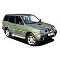 NISSAN TERRANO AND TERRANO 2 LWB CAR COVER 1996-2006