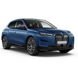 BMW IX CAR COVER 2021 ONWARDS